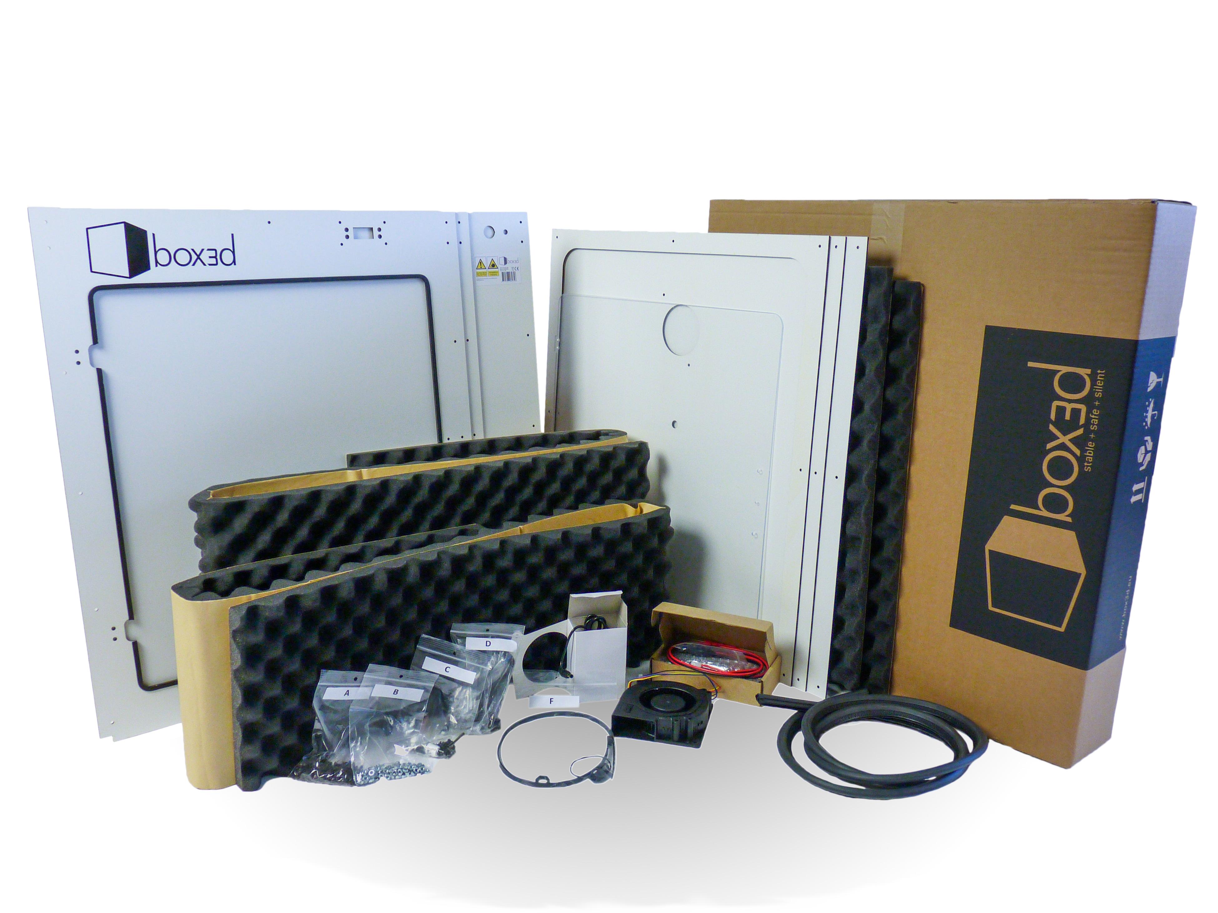 3D-printer-enclosure-kit